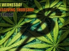 Green Wednesday is a cannabis holiday