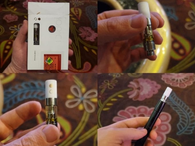 IONIC cartridge review