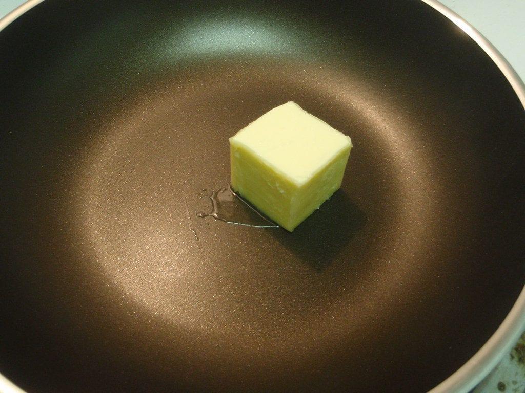 a pat of butter