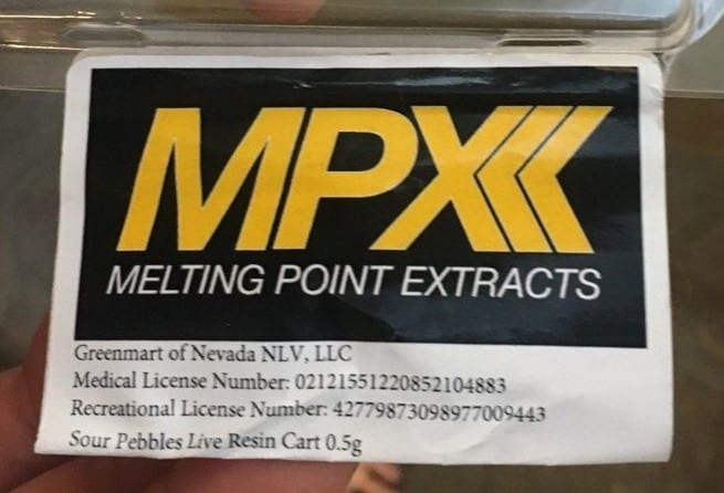 mpx live resin review