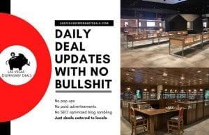 Las Vegas Dispensary Deals
