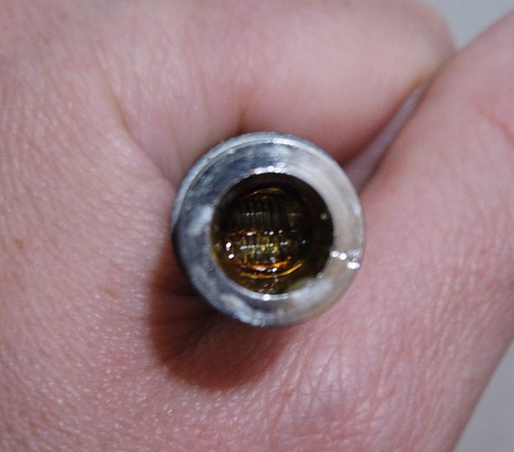 utilian 2 dual coil quartz atomizer