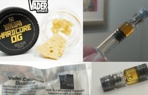 vader extracts review