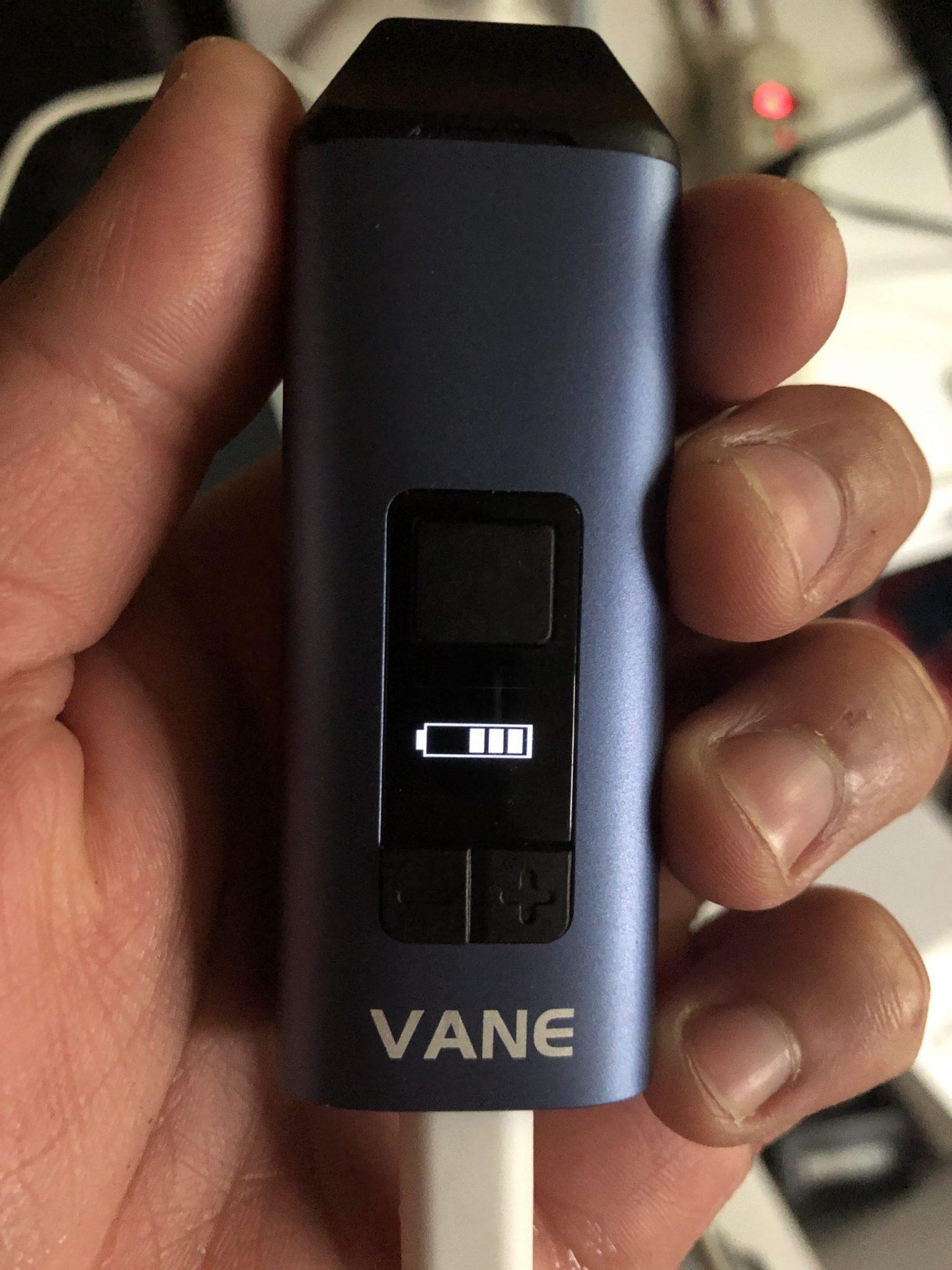 yocan vane battery