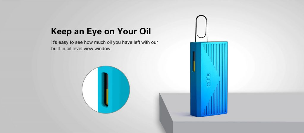 Airistech_Mystica_3_oil_level_view