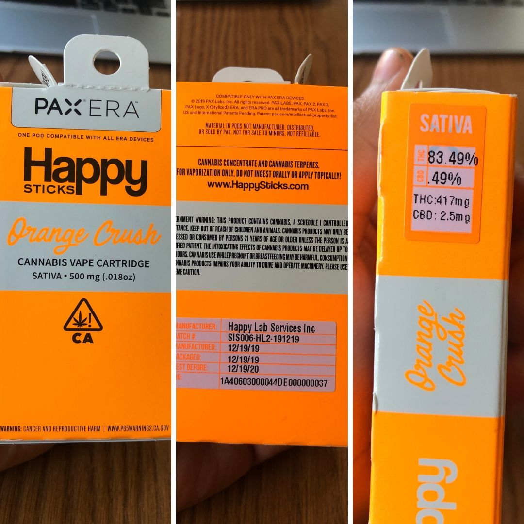 happy sticks pod