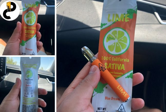 lime vape disposable