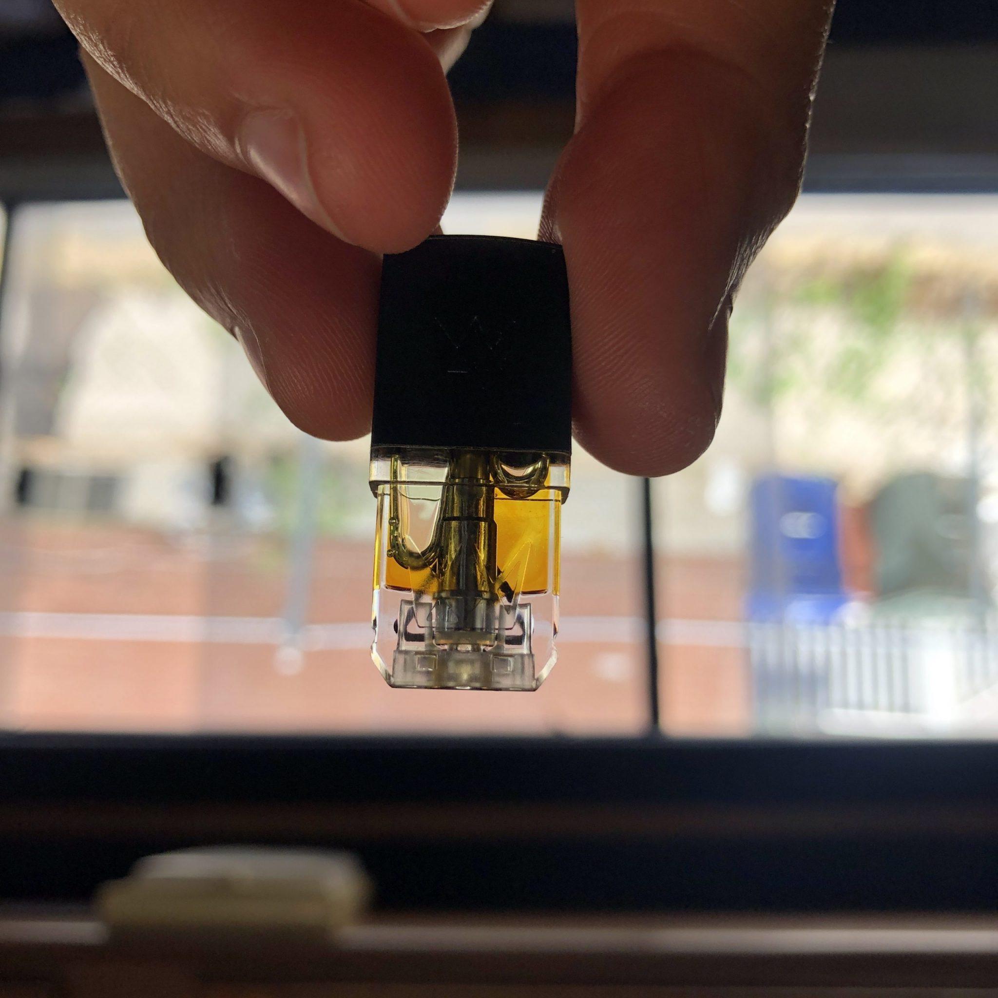 thc oil pods