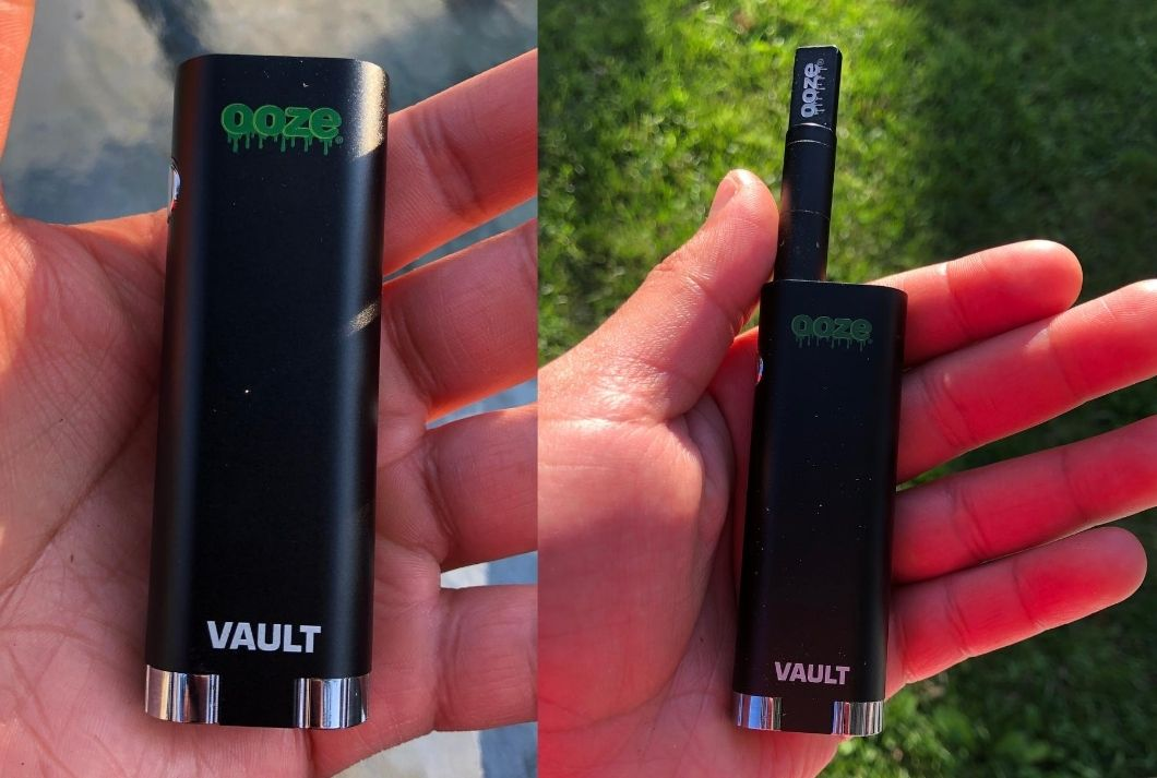 ooze vault battery