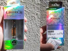 church cartridge review