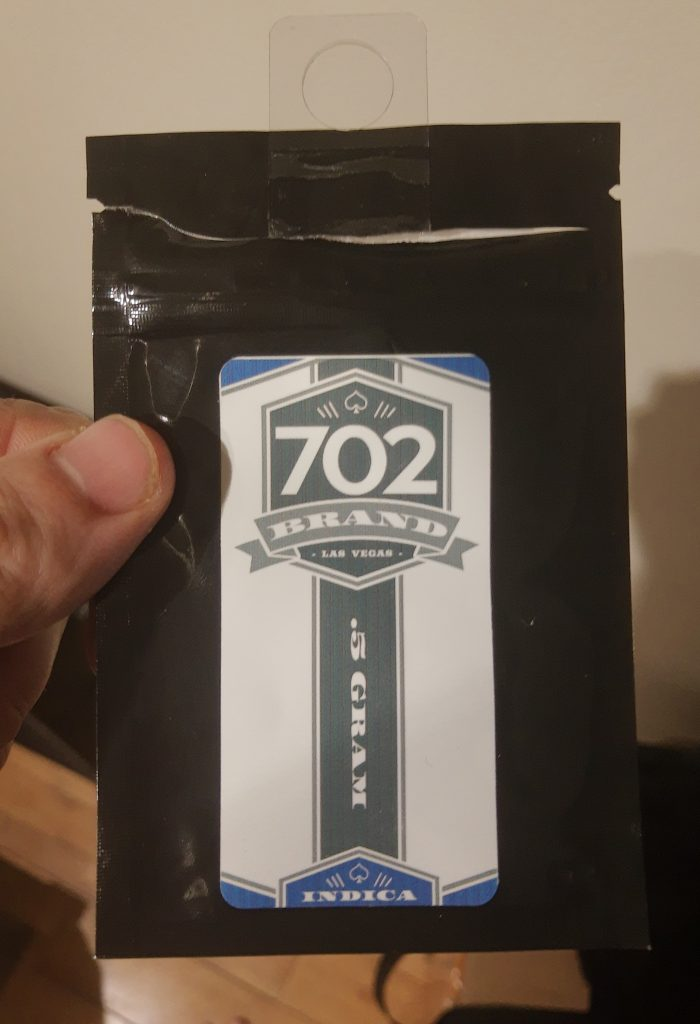 702 brand cartridge front view