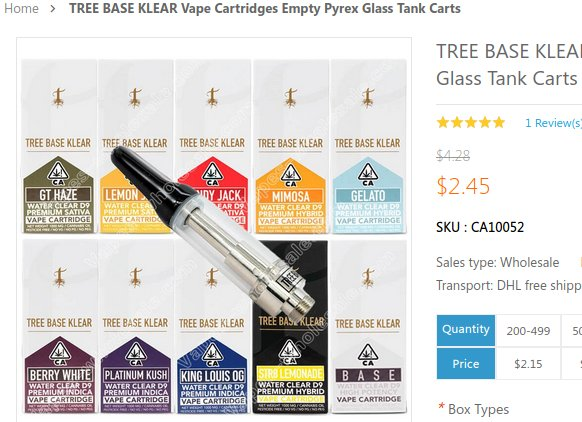 Tree_Base_Klear_Vapes_Wholesale