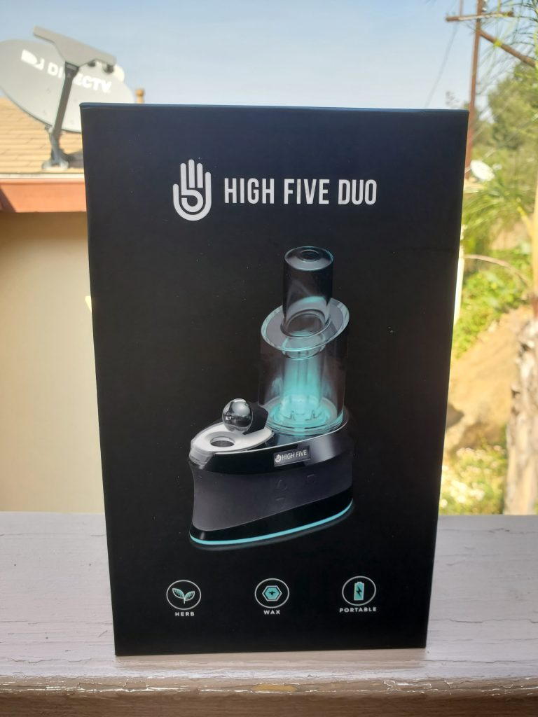 high five duo box