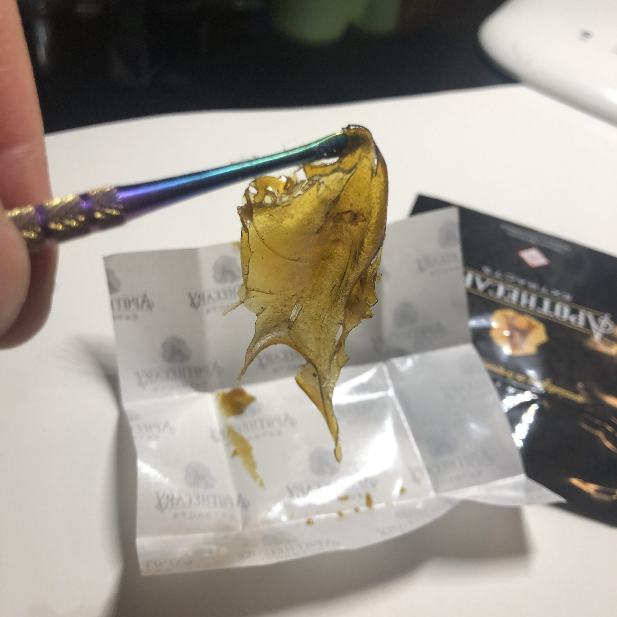 thc concentrates