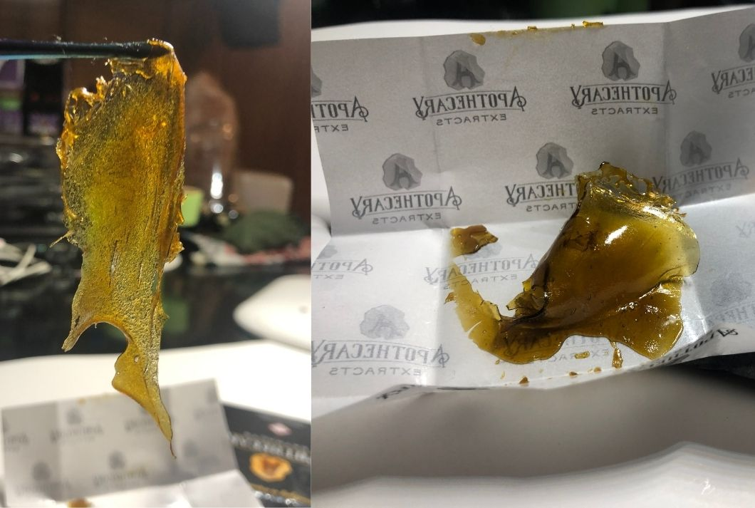 apothecary shatter