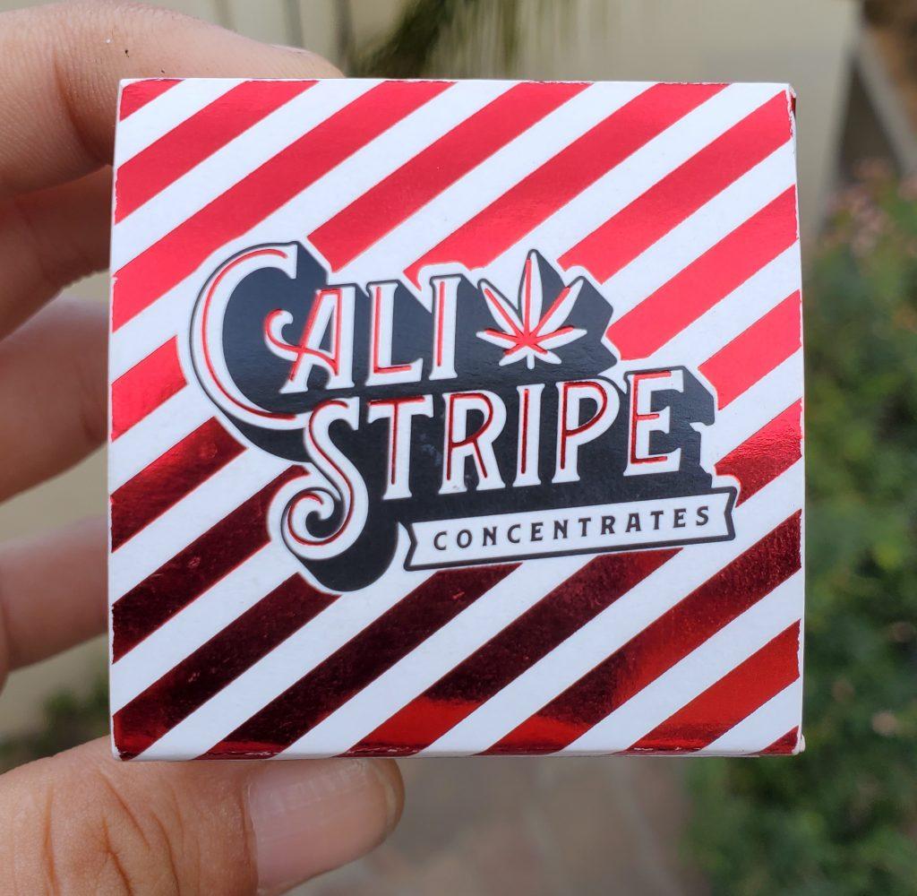 cali stripe diamonds box