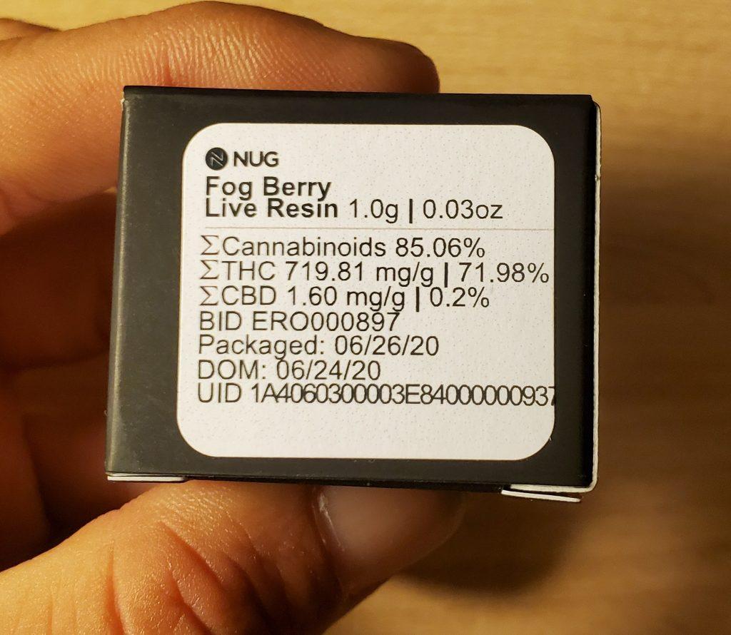 nug lab details