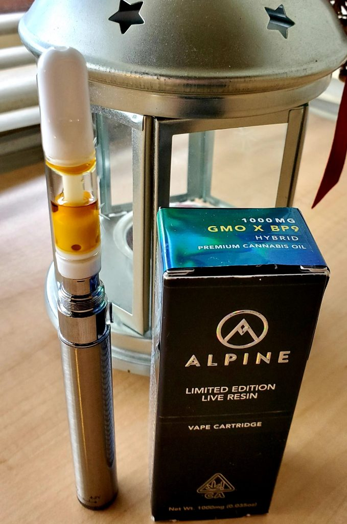 alpine gmo bp9