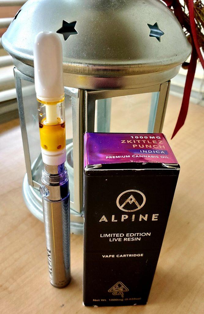 alpine zkittlez punch