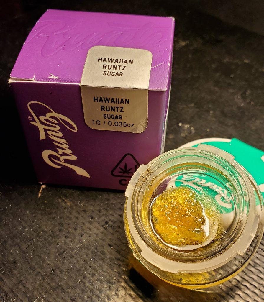 hawaiian runtz box and extract