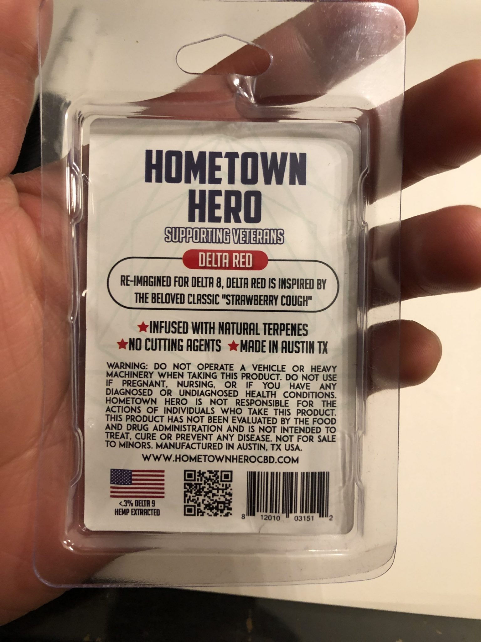 hometown hero cartridge