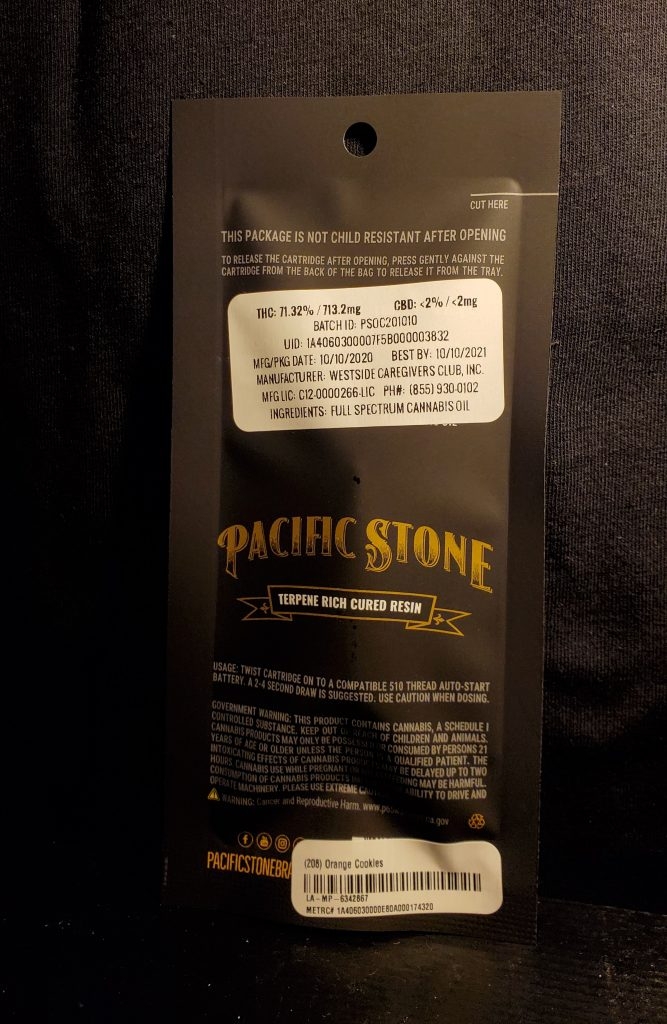 pacific stone details