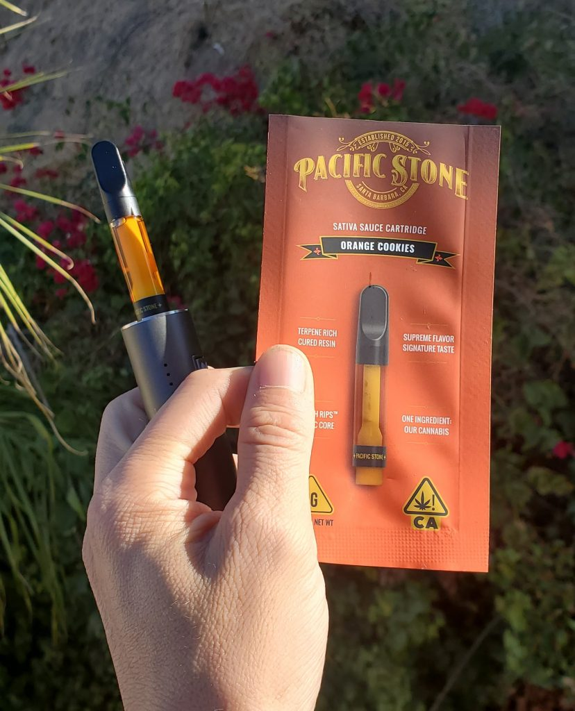 pacific stone outdoors