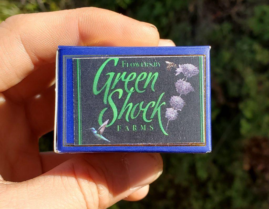guild green shock label