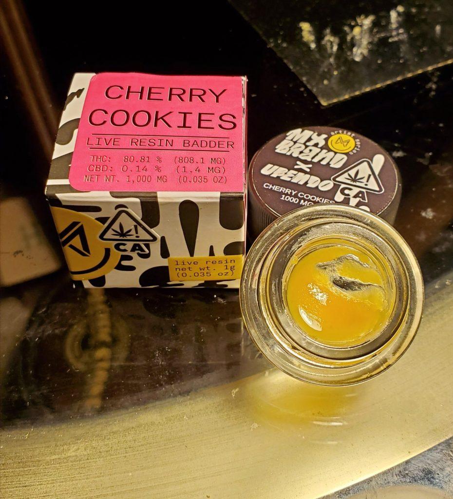 mx cherry cookies