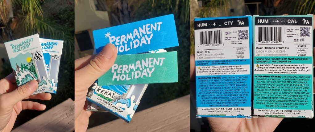 permanent holiday review