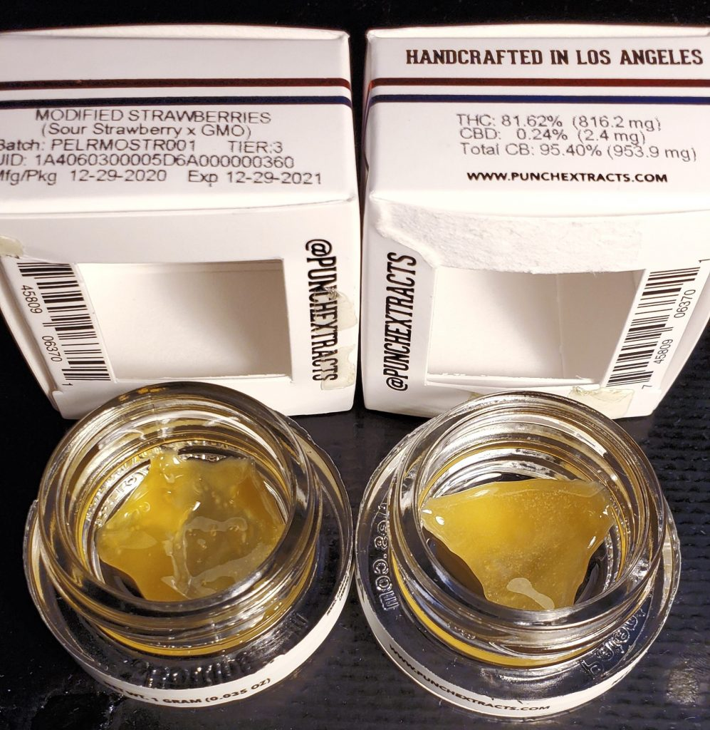 punch extracts line up