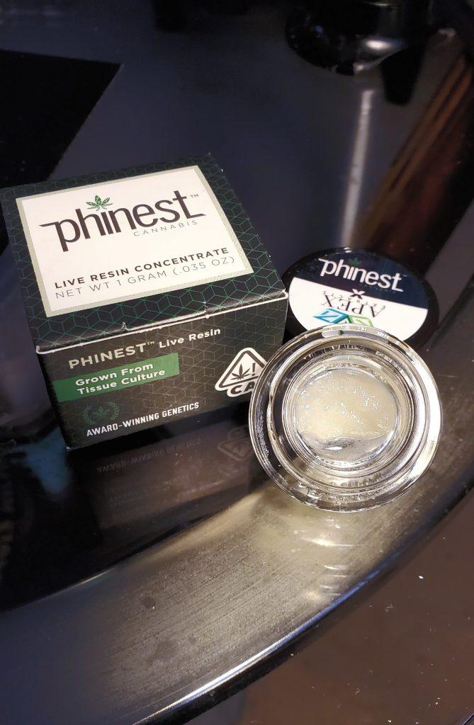 phinest cannabis box