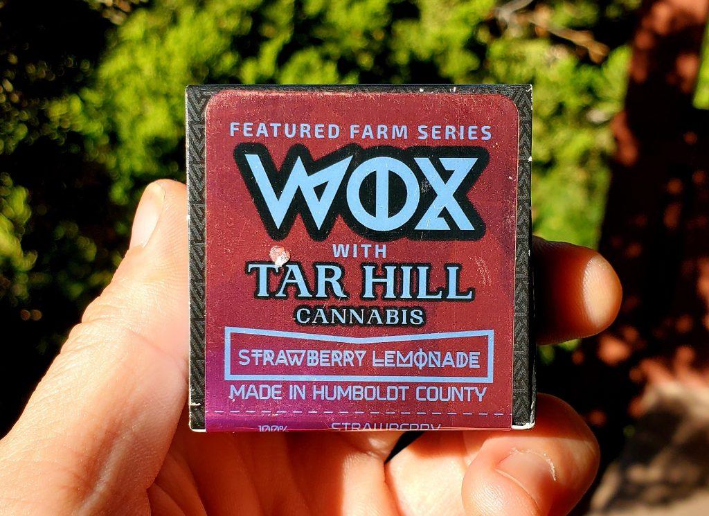 wox strawberry lemonade box