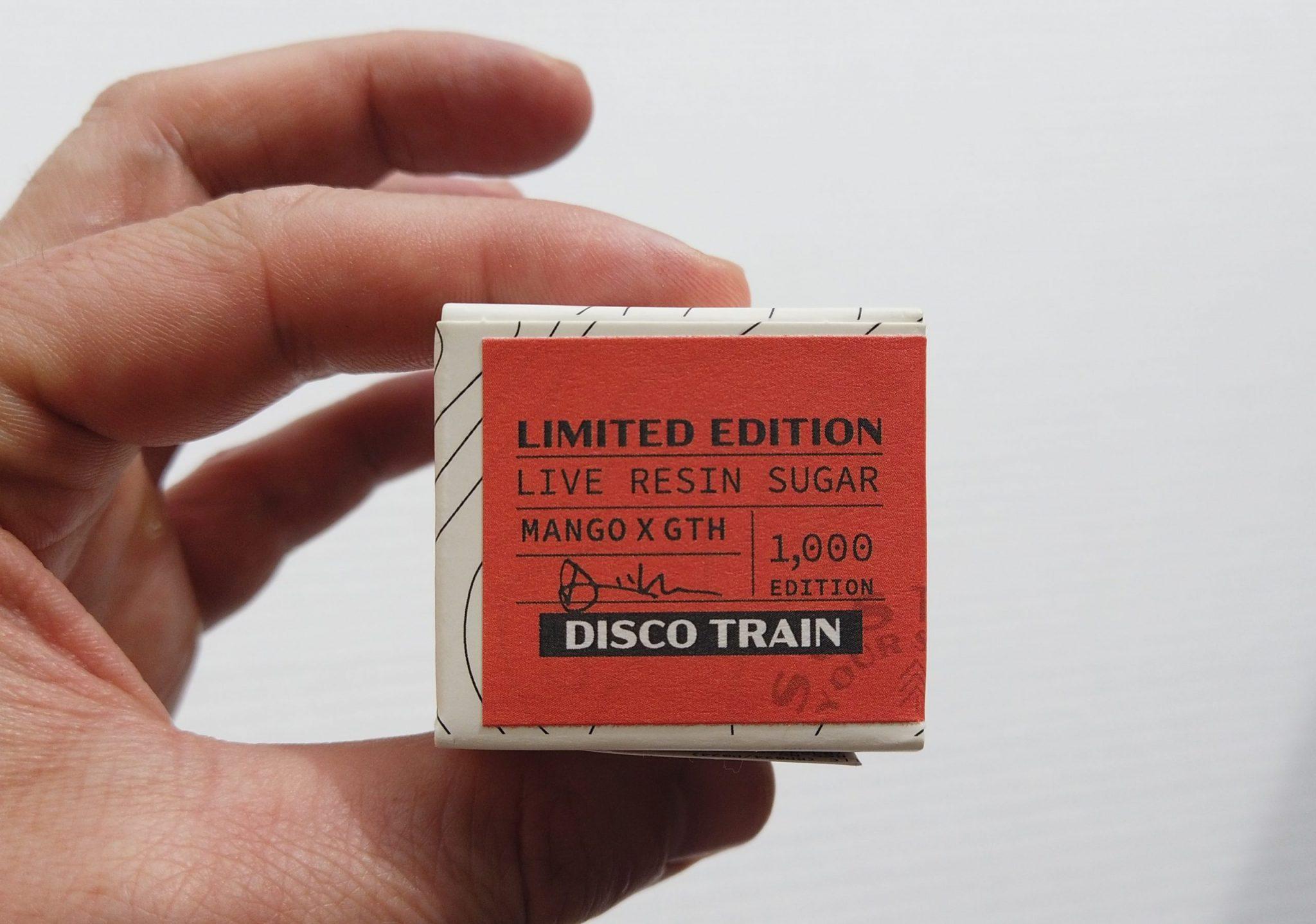 city tree disco train box