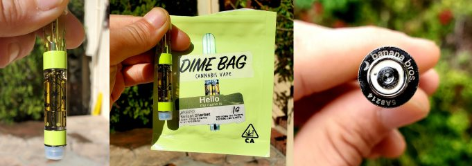 dime bag cart review