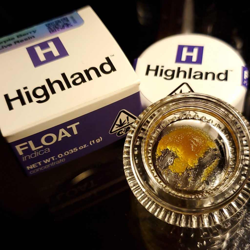 highland purple berry