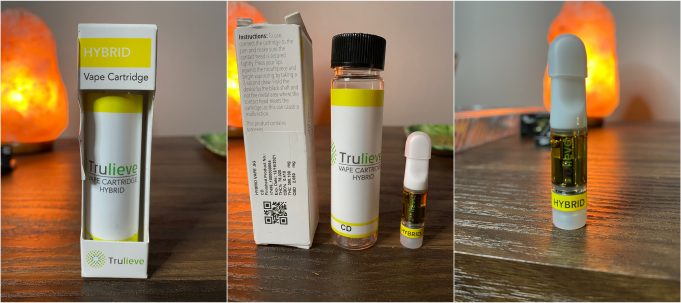 trulieve vape cartridge review
