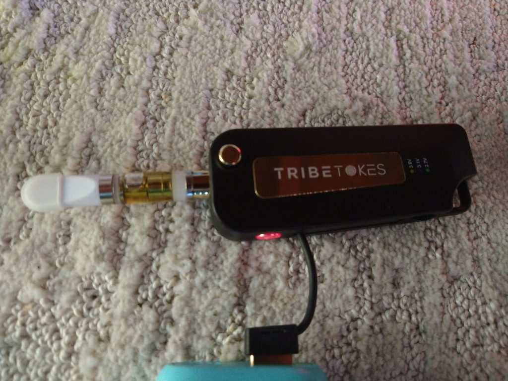 tribetokes vape battery