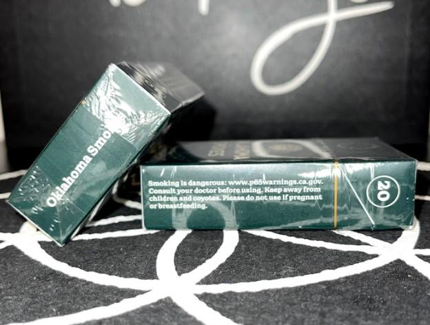 oklahoma smokes box side