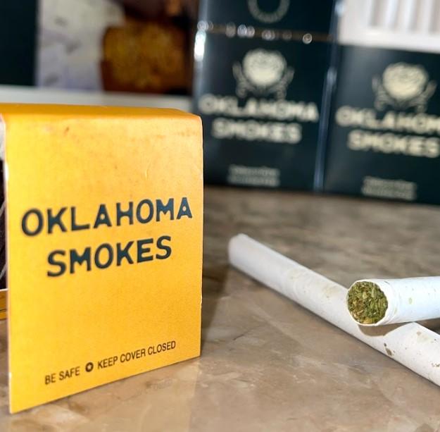oklahoma smokes close up