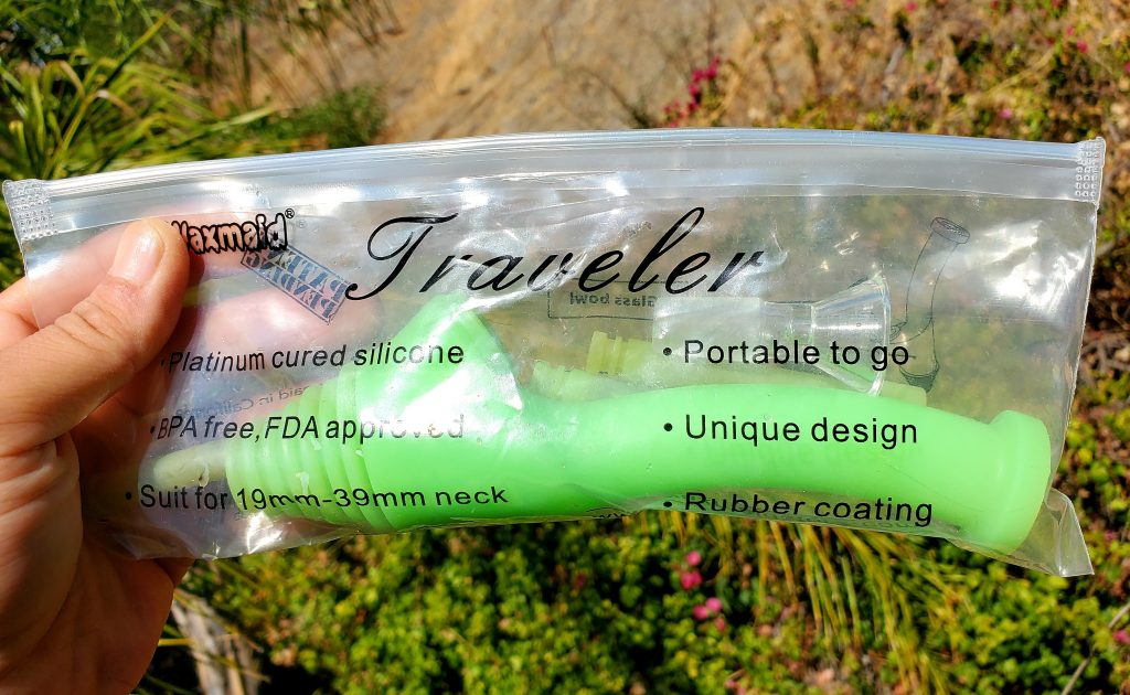waxmaid traveler pipe packaging