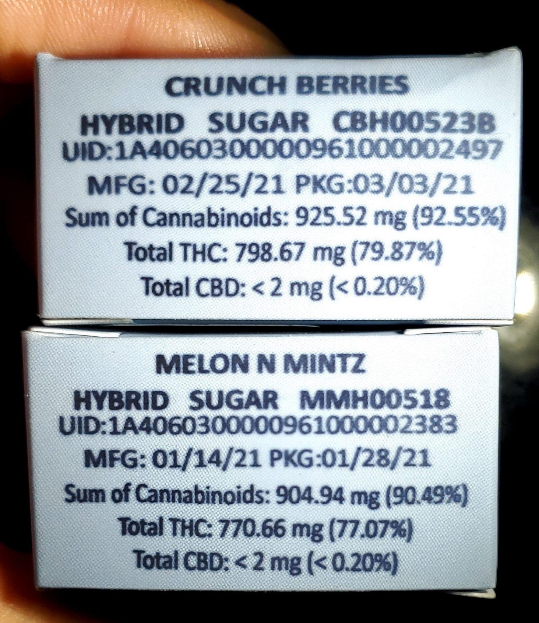 headstash both box labels