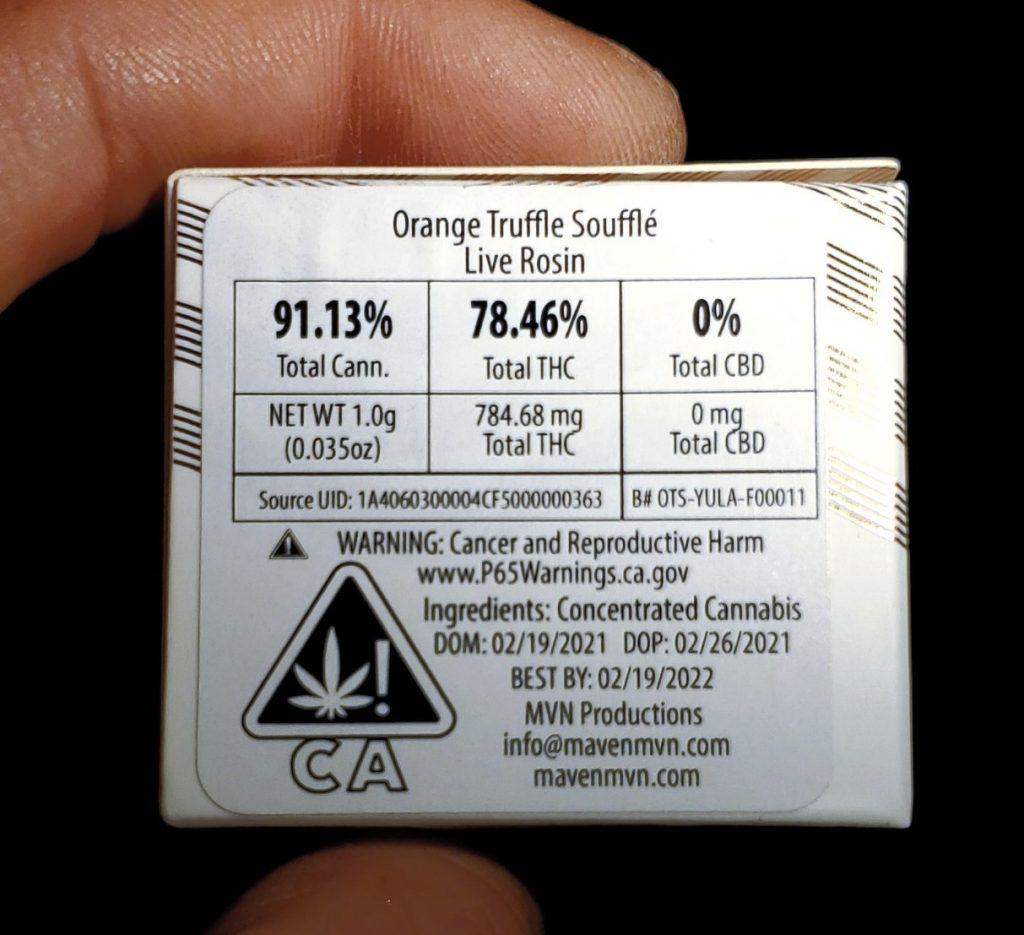 maven box label side