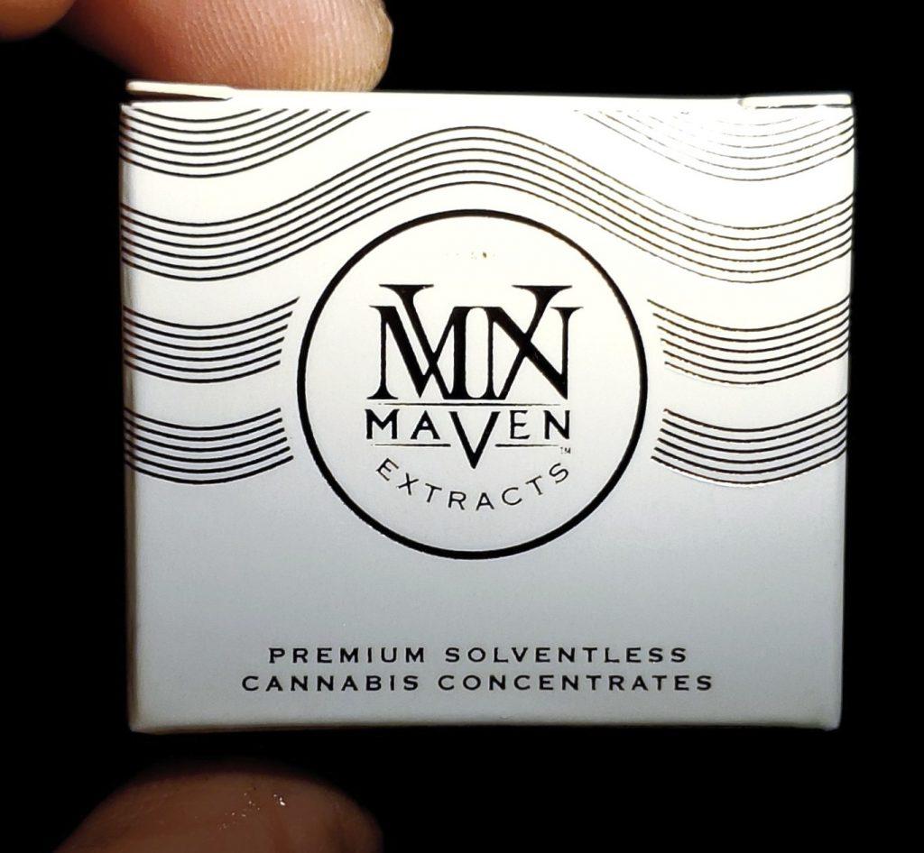 maven box logo front
