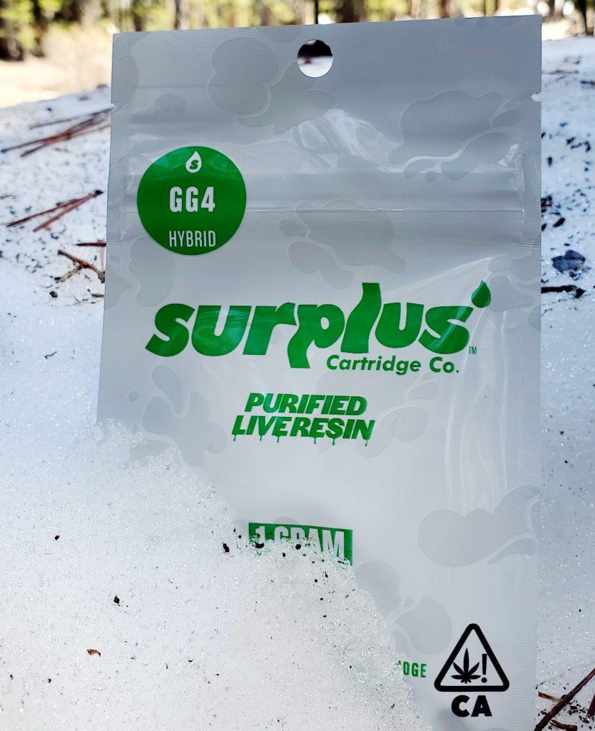 surplus gg4 on ice
