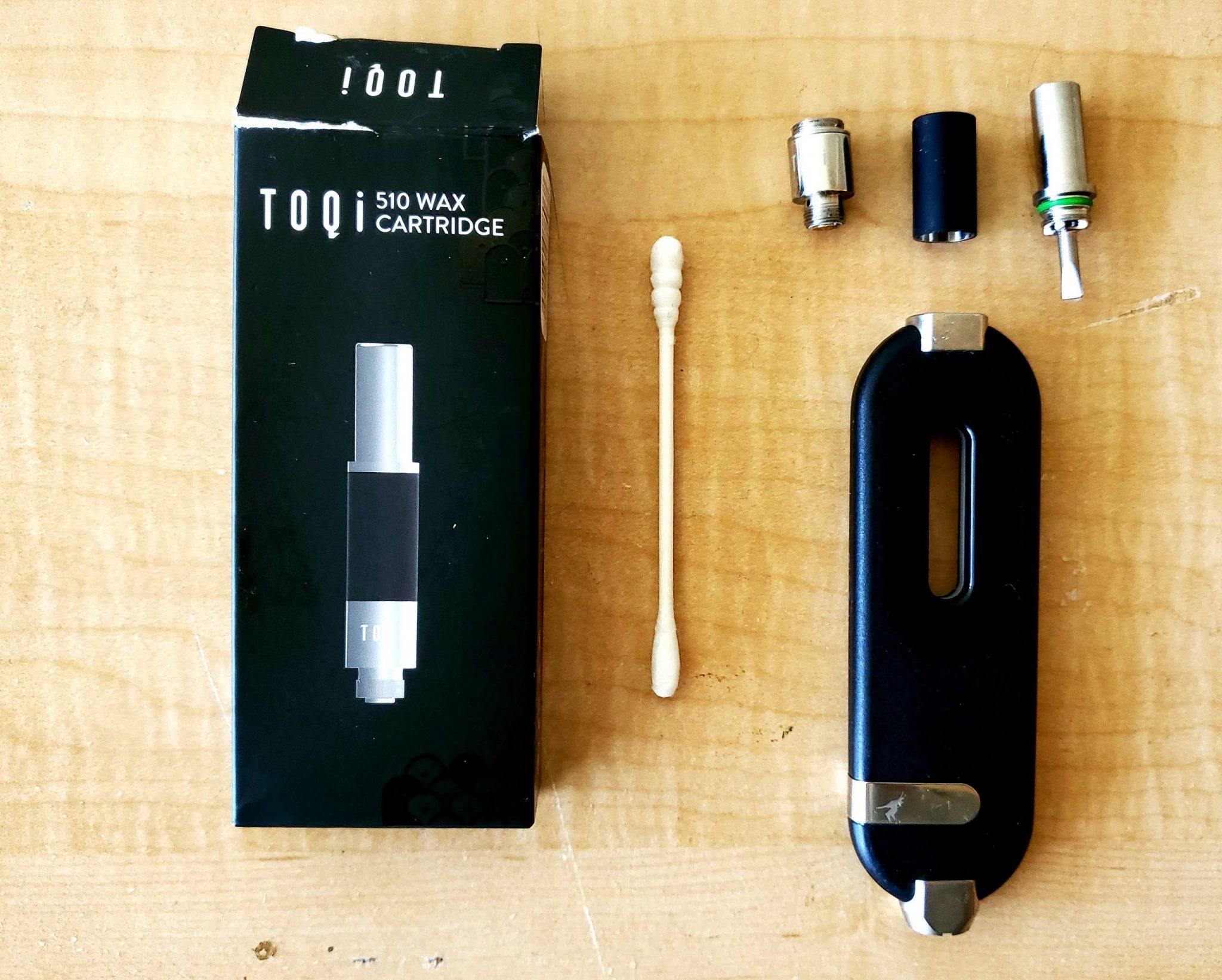 TOQI wax kit
