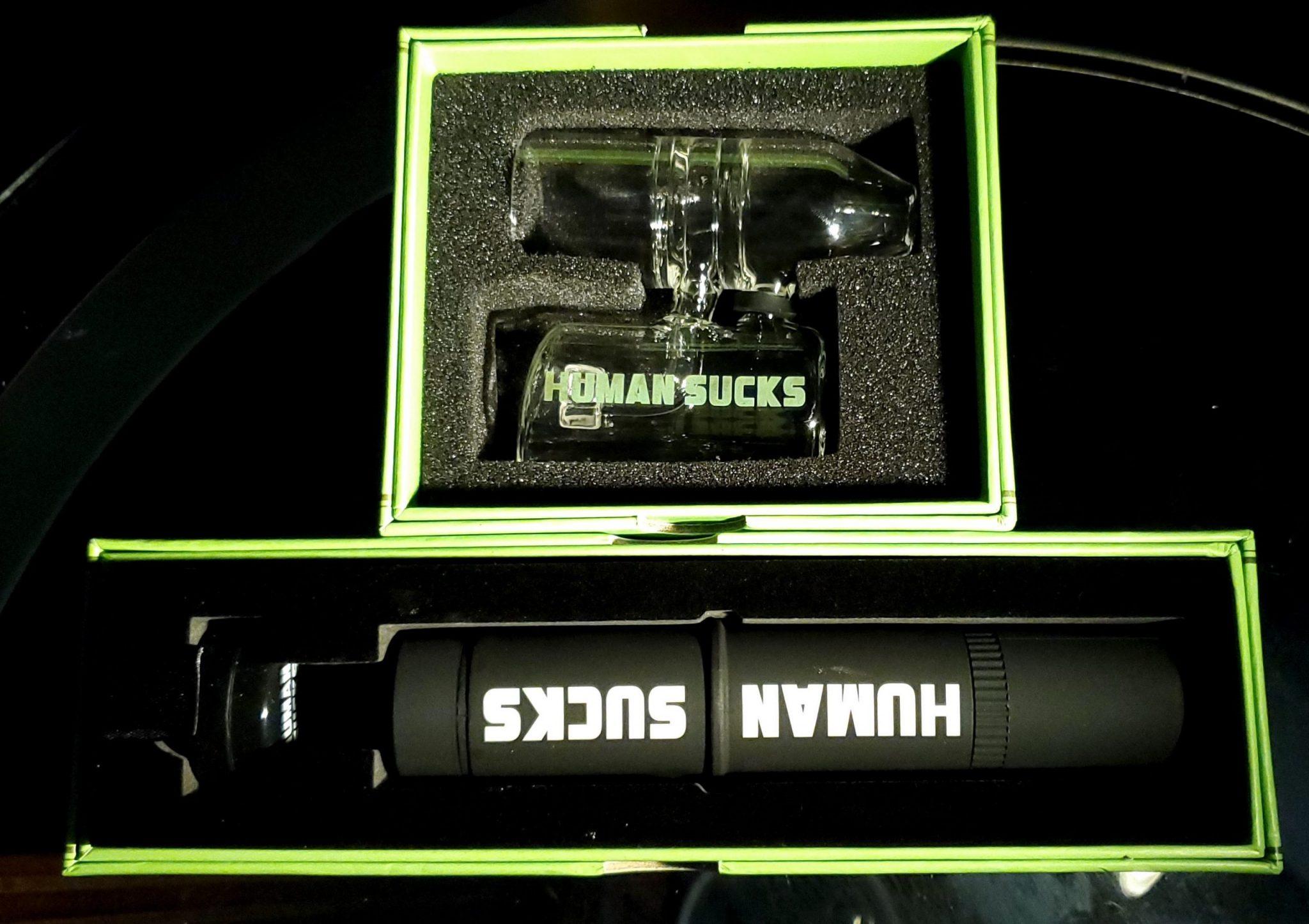 inhalco stinger inside of kit