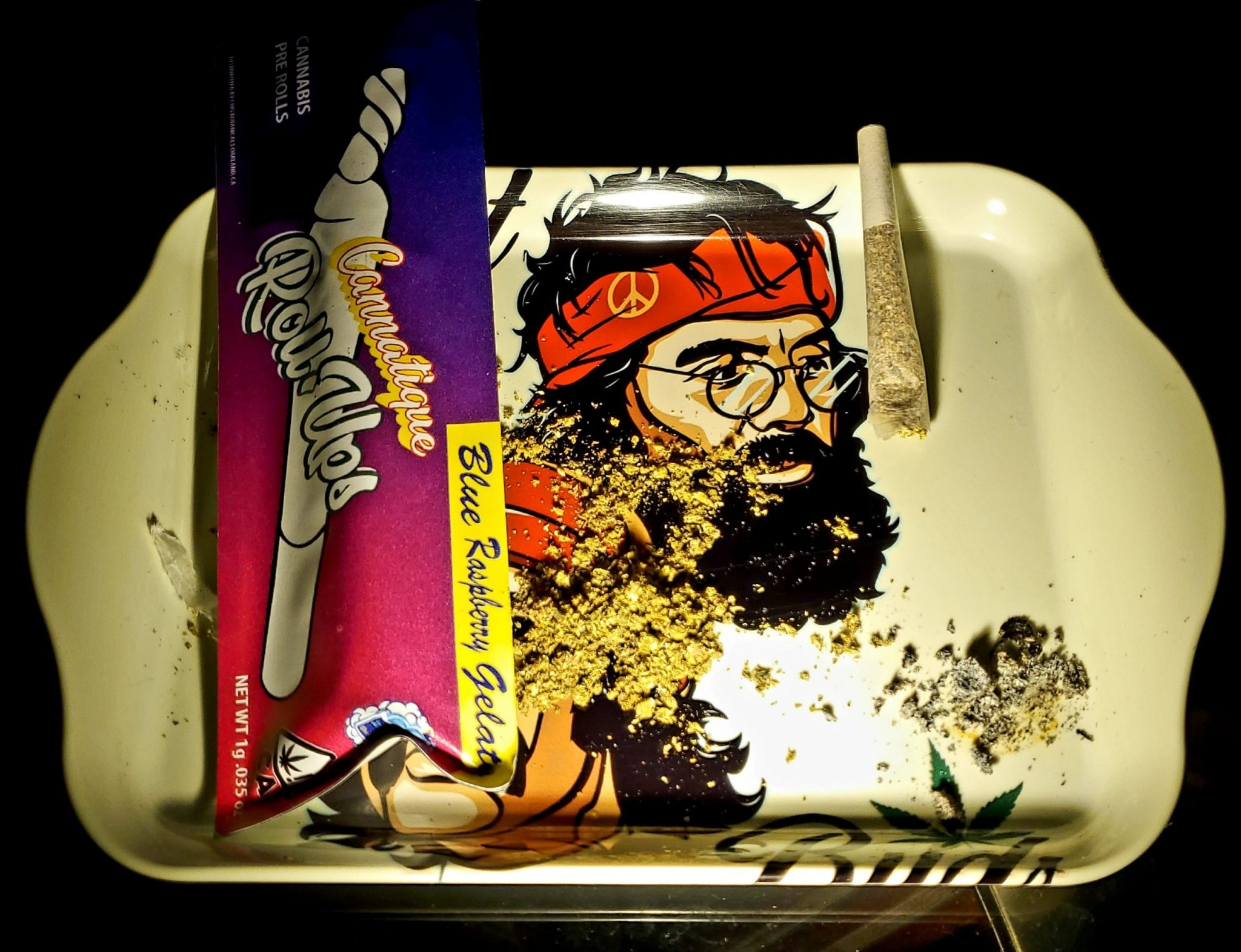 roll up tray