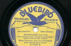 Marahuana-by-Dave-Harman-and-his-Orchestra